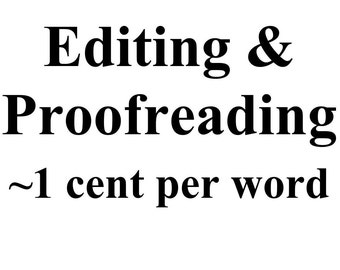 Dissertation editors illinois