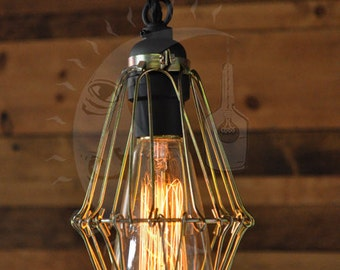 Pulley Pendant Lamp - The Cannery
