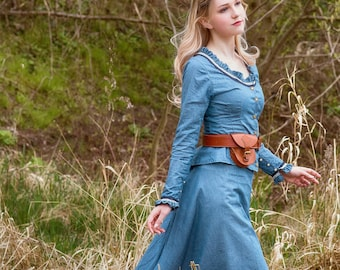 Costume Westworld Dolores Handmade Cosplay