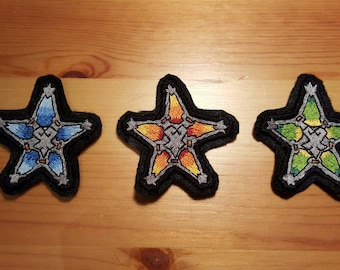 Wayfinder Embroidery patches