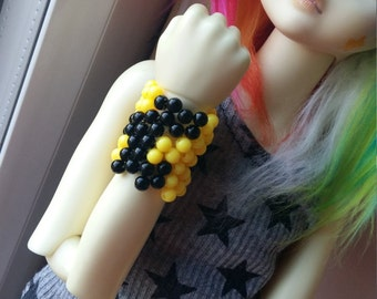 Candy Cuff 'Electric Zap' for BJD (MSD & SD Only)