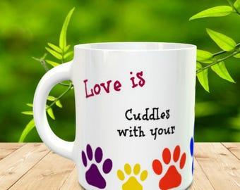 Beagle mug, Beagle lover gift, Beagle gift, Dog Lover, Dog breed Beagle, Beagle, dog mom, dog dad, for him, for her