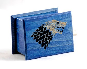 Game of Thrones Stark - The Song of Ice and Fire  melody paper strip