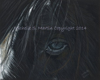 Fort Steele Clydes Eye Fine Art Giclee Limited Edition Print