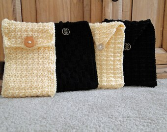Hand Knit Kindle/ Ipad/Netbook/Knook/Tablet Case