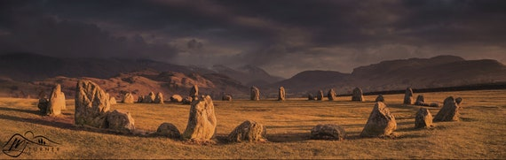 Castlerigg Stone Circle [Photographic Print]