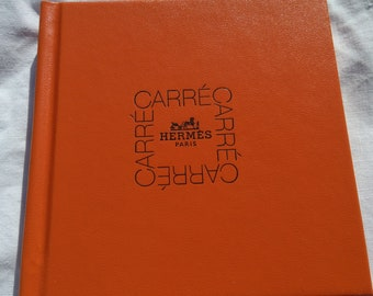 HERMES CARRÉ Scarf Guide Book