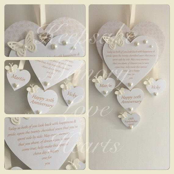Wooden Keepsake Heart