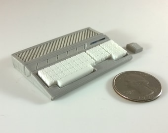 Mini Atari 1040ST - 3D Printed!