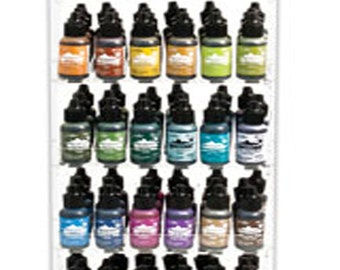 Ranger/Tim Holtz/Adirondack Alcohol Inks    Overstock color SALE  almost gone  CLOSEOUT