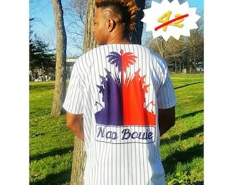 Men's Haiti N'ap Boule Baseball Jersey