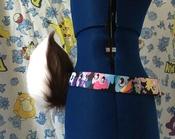 Bunny/faun tail