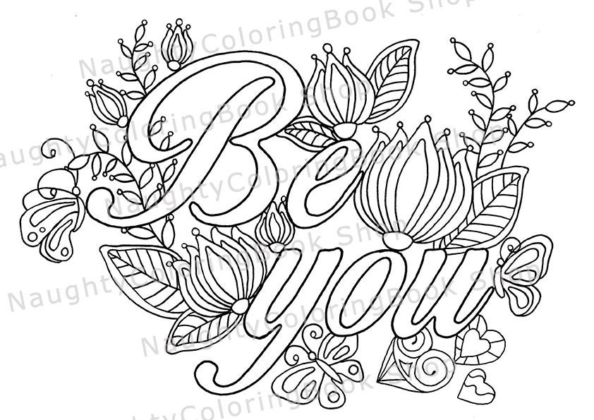 zoom - Quote Coloring Pages