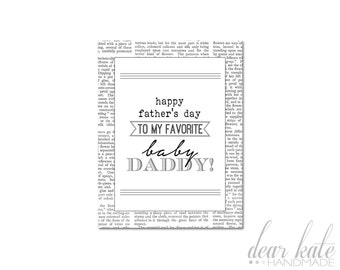 INSTANT DOWNLOAD Father's Day Greeting Card- Funny/Humor