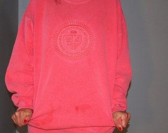 vintage gemogical institute of america sweatshirt