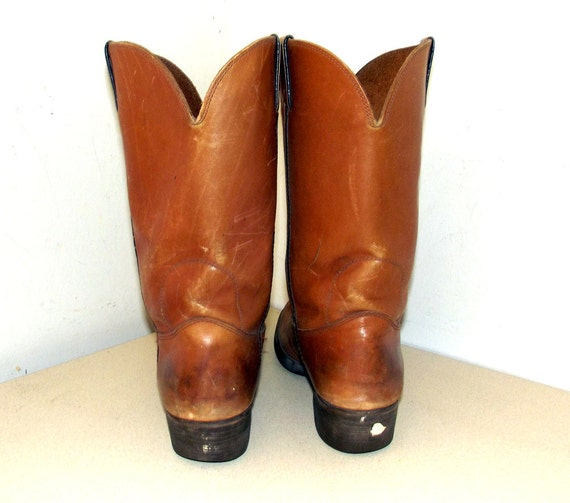 Looking Boots Vintage Great Cowboy Durango 1ZdqxY