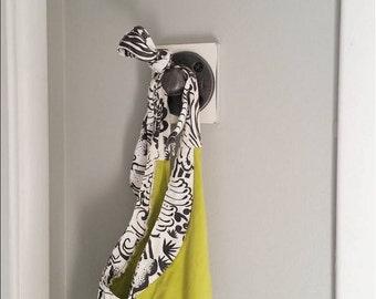 Industrial Coat Hook, Towel Hook, Entry Hook, Single, Industrial Decor, Shabby Chic, Distressed Wood