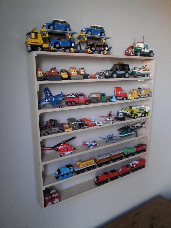 Lego Wall Display Rack Toy Storage Minifigures Boy Room