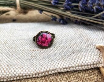 Fairy ring (trio daisy-pink)