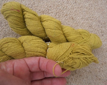 200 grams 2 skeins silk yarn  knitting crochet craft embellishment yarn