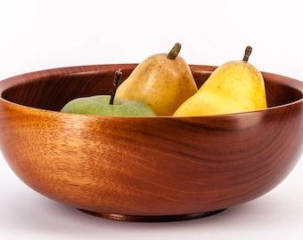 Fruit Bowl,  Salad bowl, Hand made, Kitchen decor, Home decor, Wood Bowl, Wood bowls, Wooden bowl, Wooden bowls, Mahogany, bowls, bowl