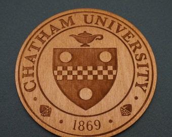 Chatham University Coasters