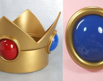 Princess Peach Crown and Jewel