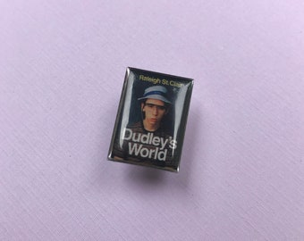 DUDLEY'S WORLD Offset Pin