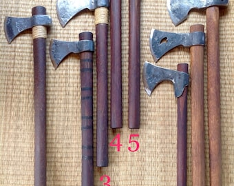 Hand Forged Axes/Tomahawks