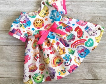 18 Inch Doll Shopkins Dress