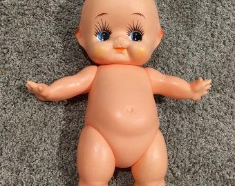 Large vintage kewpie doll