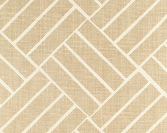 "LuLuDK ""Plantation"" Fabric Drapery Panels"