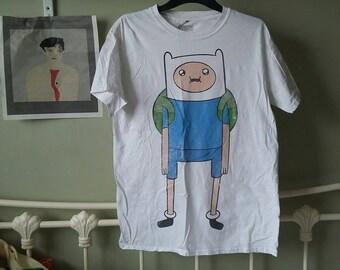 Adventure Time Finn the human t