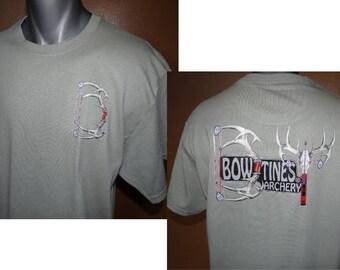 Bowtines whitetail heat transfer