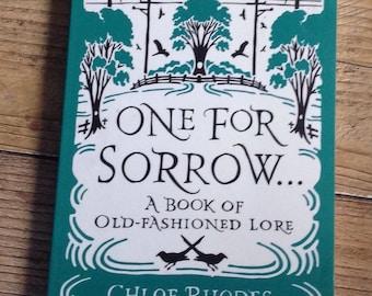 Vintage Book  of Old Fadhioned Lore, British Folk-history Book , British Customs Book