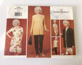 Vintage The Vogue Woman 1972