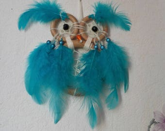DREAM CATCHER DREAMCATCHER NEW FEATHERS AND BEADS