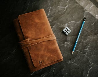 Boyfriend Gift | Mens Personalized | Husband Gift| Gifts for him, gift for dad, groomsmen gift, leather journals for men