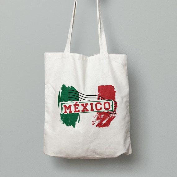 "Spanish Bag ""Mexican flag"""