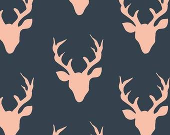 Woodlands Fusion Collection Buck Forest by Bari J Art Gallery Fabric Choose your cut