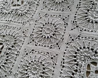 UK Terms Giantess I & II Crochet Patterns