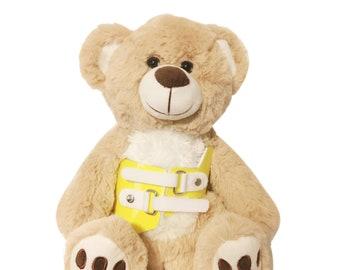 Yellow Providence Scoliosis Brace Higgy Bear