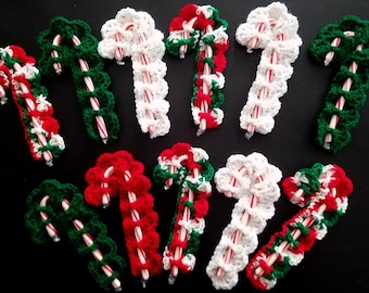 Candy Cane Holder *Includes Candy Cane*