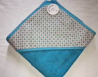 Graphic pattern Swim Cap.