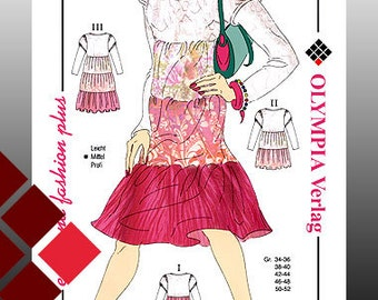 Patterns, 0912, Dress (1119)