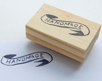 handmade stamps for business,handmade rubber stamp, small business stamp