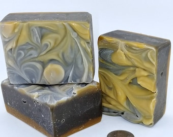 Soap - No Drop Ride - Palo Santo, Sports Psychology, Mental Strength Training, Goals, Optimism - 5 oz