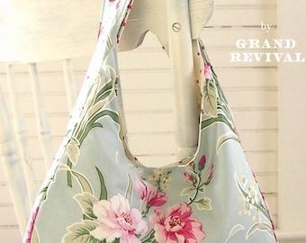 Market bag Purse Pattern - Handbag, Shoulder Bag or Tote Bag pattern