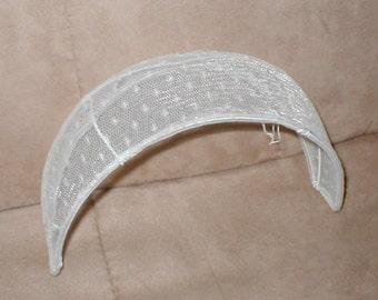 Vintage Bridal Headpiece Form