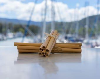 Reusable Bamboo Straw